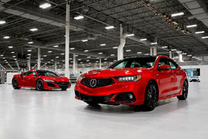 2020 Acura TLX PMC Edition Is Hand-Built Next To The NSX
