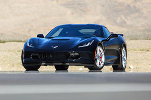 The Last Front-Engine Corvette EVER Is Going Up For Auction