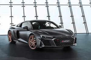 Special Edition Audi R8 Decennium Costs Way More Than A Base One