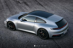 This Is The Porsche 911 Shooting Brake Of Our Dreams
