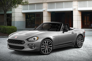 2019 Fiat 124 Spider Urbana Edition Is Worth A Look