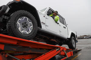 Your Jeep Pickup Truck Dreams Are Only Minutes Away