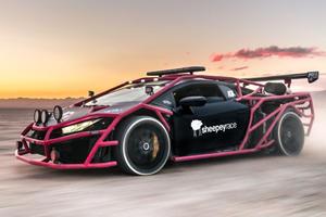 Meet The Lamborghini More Rugged Than An Urus