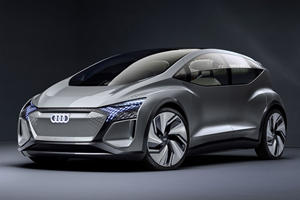 Audi AI:ME Concept Is Unlike Any EV You've Ever Seen