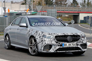 Here's A First Look At The New Mercedes-AMG E63