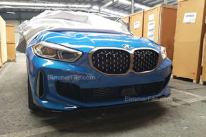 Here's The New BMW M135i Before You're Supposed To See It