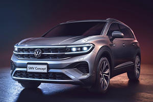 Volkswagen's New SUV Concept Is Super-Sized Even For Americans