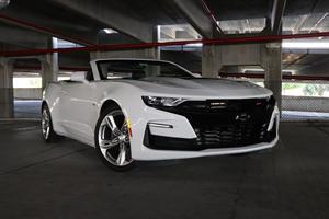 2019 Chevrolet Camaro Convertible Test Drive Review: More Than A Fun Rental Car?