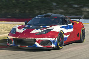 Lotus Gives The Evora A New Lease On Life