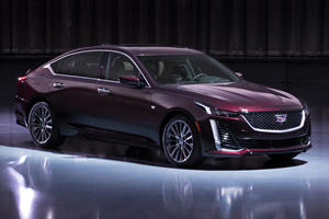2020 Cadillac CT5 Is A Gorgeous High-Tech Wonder