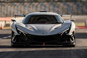 There's Big News About The Hardcore Apollo IE Hypercar