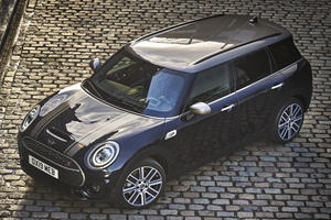 Updated Mini Clubman Looks As Quirky As Ever