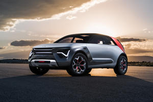 Say Hello To The Hot Kia HabaNiro Concept