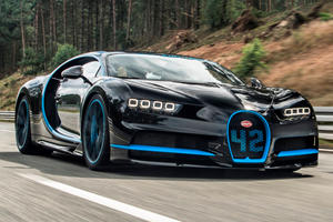 This Is When The Bugatti Chiron's Replacement Will Arrive