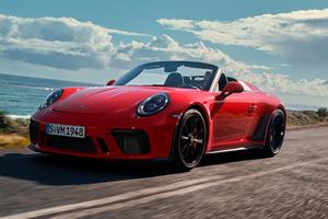 Porsche 911 Speedster Returns With 500 HP GT3 Engine
