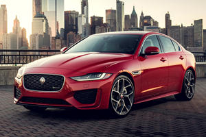 2020 Jaguar XE Debuts With F-Type-Inspired Styling