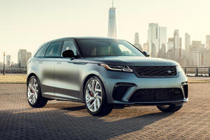 Want A 550-HP Range Rover Velar SVAutobiography? You Need To Act Fast
