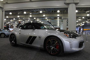 Nissan 370Z 50th Anniversary Edition Celebrates In Style