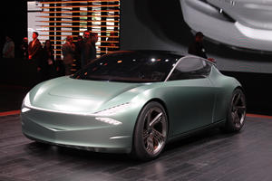 Tiny Genesis Mint Concept Stuns In New York