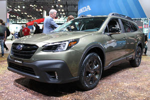 2020 Subaru Outback Revealed With More Power And New Tech