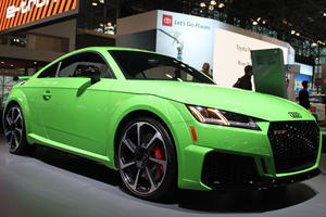 New Audi TT RS Looks Stunning, Enjoy It While It Lasts