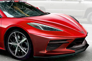 Don't Be Shocked If The C8 Corvette Looks Like This