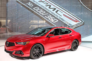 Acura TLX PMC Is A Stunning Special Edition