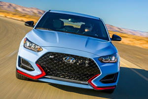 Hyundai's N Line Division Hasn't Forgotten You, America