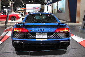 The US Audi R8 Is Less Powerful For A Very Good Reason