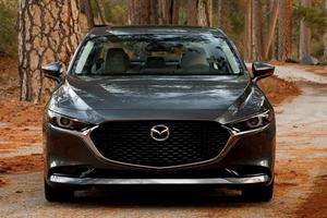 2019 Mazda 3 Sedan Review