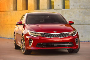 The Next Kia Optima Will Make You Say Wow