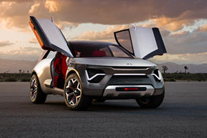 Kia HabaNiro Concept Will Inspire New Model