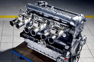Legendary Straight-Six Engines