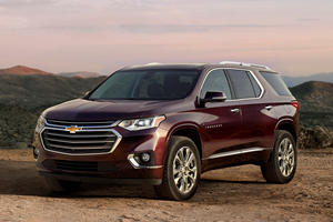 Chevrolet Traverse Ditches Something It Never Needed