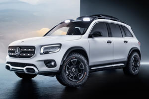 Mercedes GLB Coming Much Sooner Than Expected