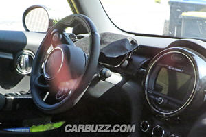 Take A Look Inside The Insane Mini Cooper JCW GP