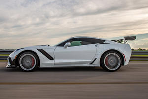 Hennessey Will Now Sell You A 1,200-HP Corvette ZR1