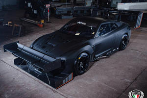 This Nissan GT-R Has The Wildest Wings We've Ever Seen