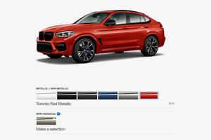 Go Mad And The BMW X4 M Will Cost You $85,500