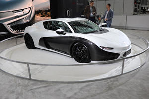 This Chinese Sports Car Will Actually Be Built In The US