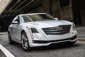 Cadillac Told No One About This CT6 Lineup Change