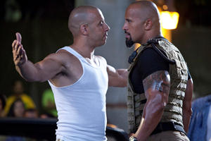 Vin Diesel Announces The Rock's Replacement For Fast & Furious 9