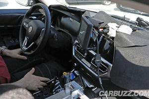 Your First Look At The BMW i4's Interior
