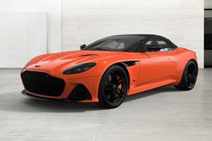Configure Your Dream Aston Martin DBS Superleggera Volante