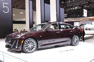 Cadillac Promises Big Improvements To Autonomous Tech