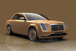 Retro Mercedes-Benz E-Class Gets Maybach-Beating Style