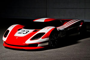 Porsche's Next Hypercar Could Look Like This