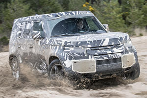 New Land Rover Defender Almost Ready To Rumble