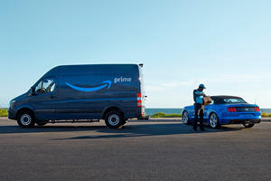 Amazon Will Now Deliver Right To Your Ford Or Lincoln Vehicle