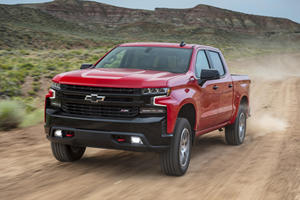 Chevrolet Won't Let Ford Dominate The Truck Market Forever